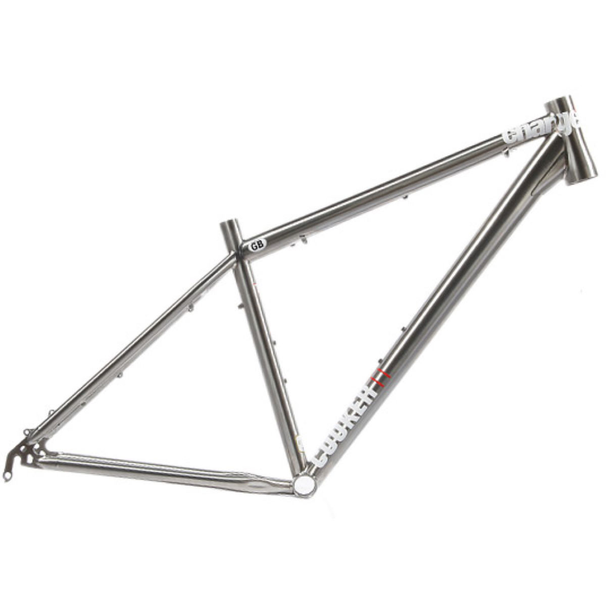 Charge Cooker Ti Frameset Large