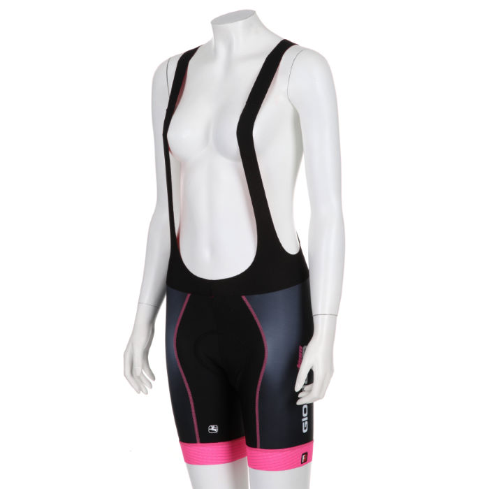 Ladies Trade Team Bib Short