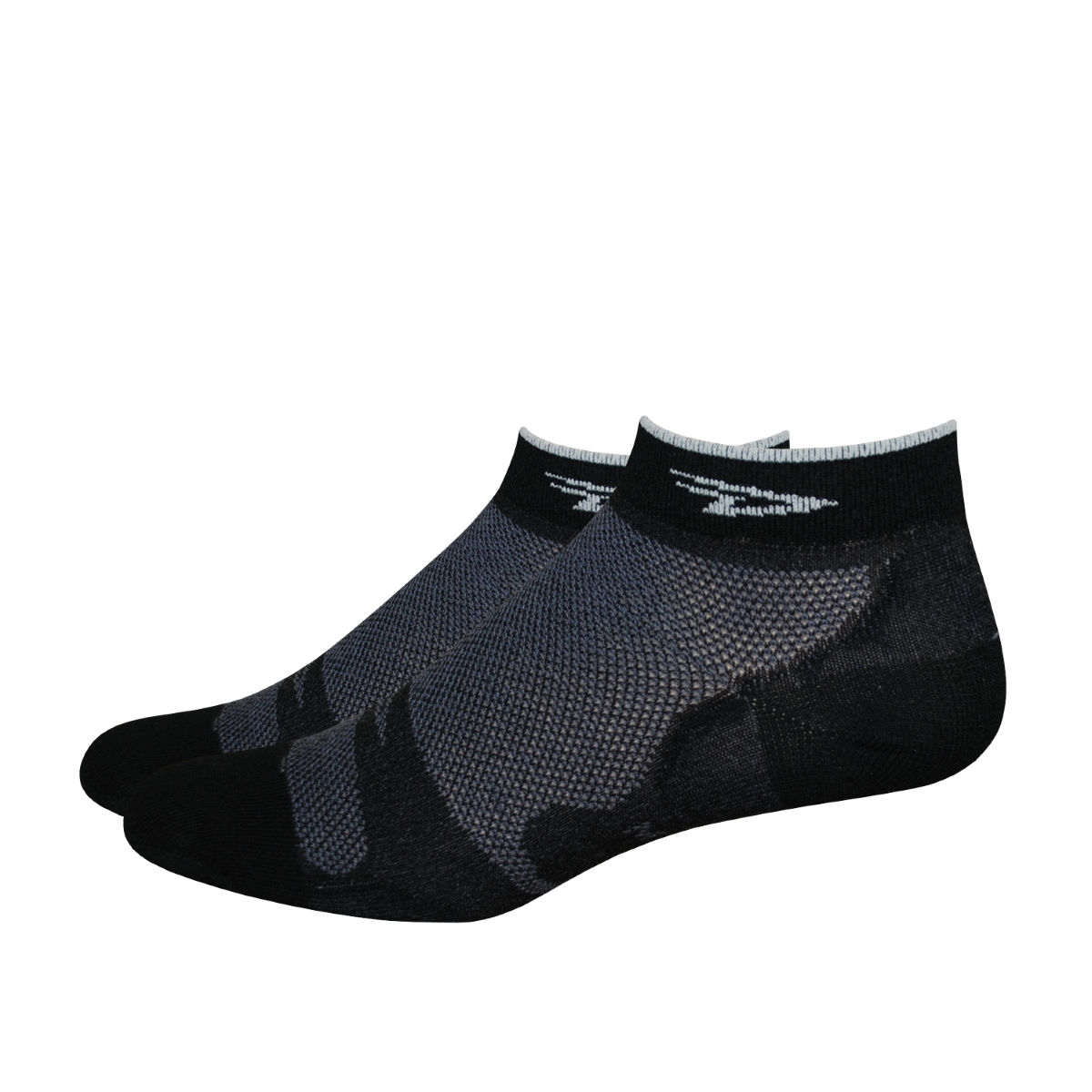 DeFeet Levitator Lite Low Cuff Socks