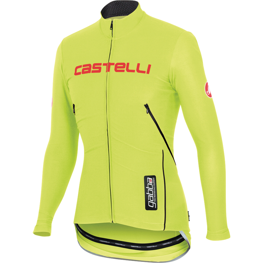 Castelli Gabba Windstopper Long Sleeve Jersey