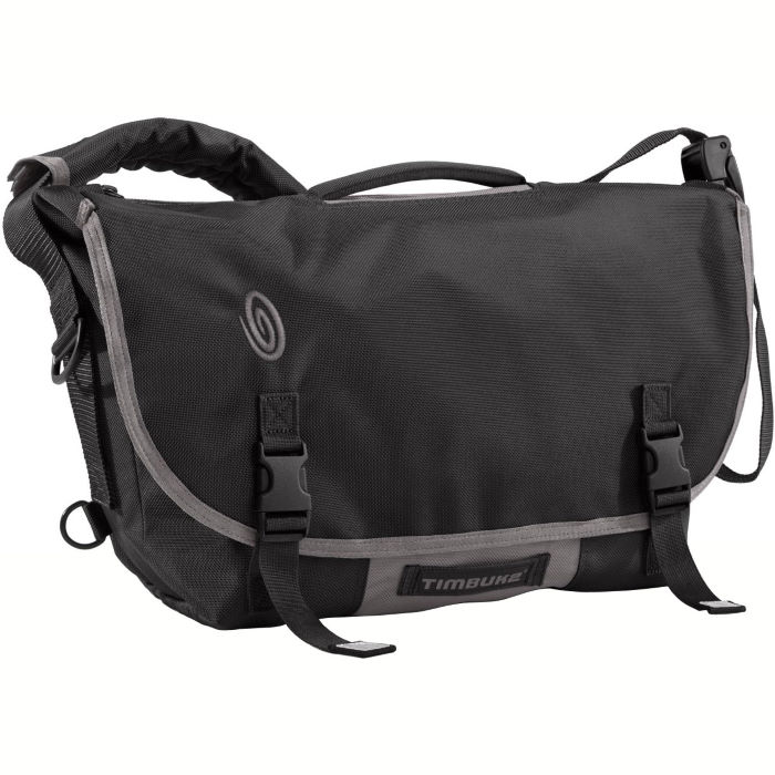 D-Lux Laptop Messenger Bag 14L - Small