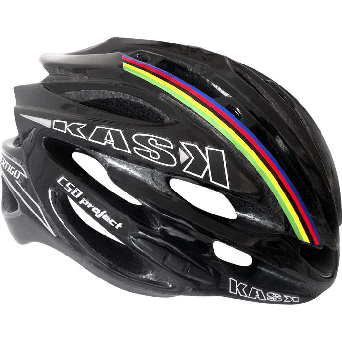 Vertigo Road Helmet - World Champion Stripes