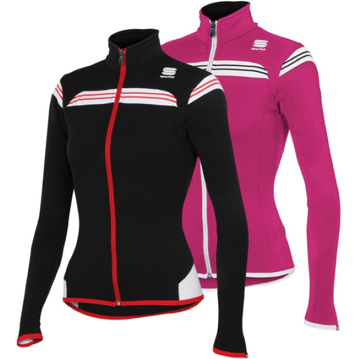 Ladies Vento Long Sleeve Jersey