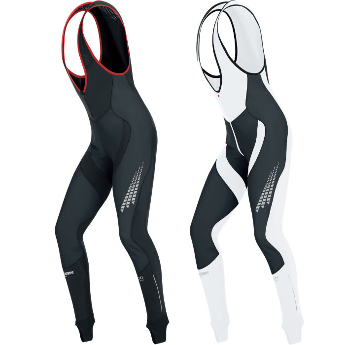 Xenon 2.0 Softshell Bib Tights - 2012