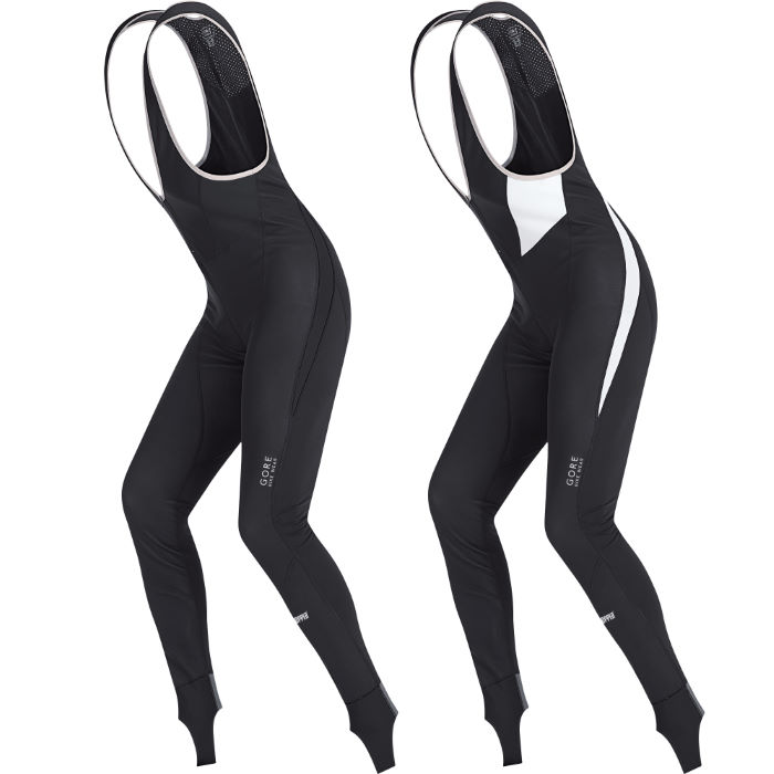 Oxygen Softshell Bib Tights - 2012