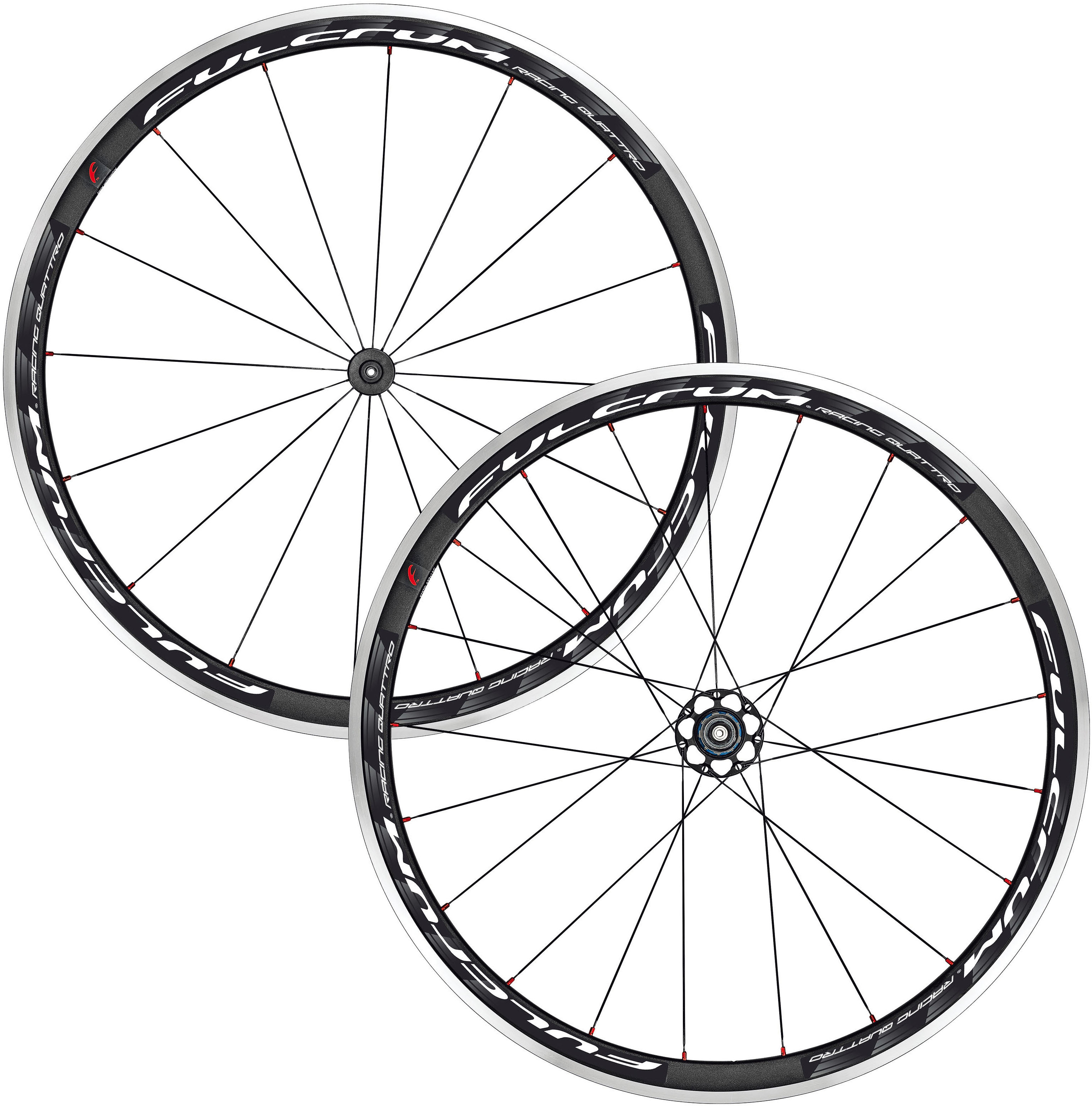 Fulcrum Racing Quattro Clincher Wheelset