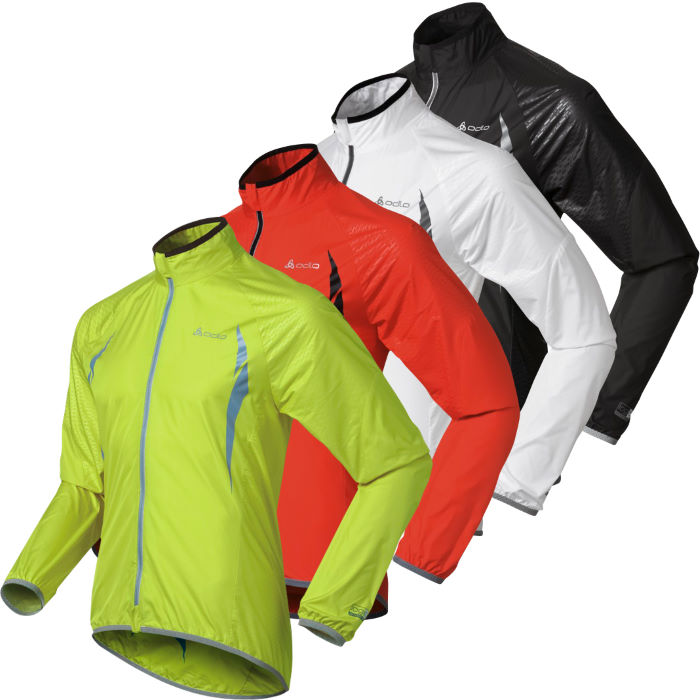 Tornado Packable Windproof Jacket