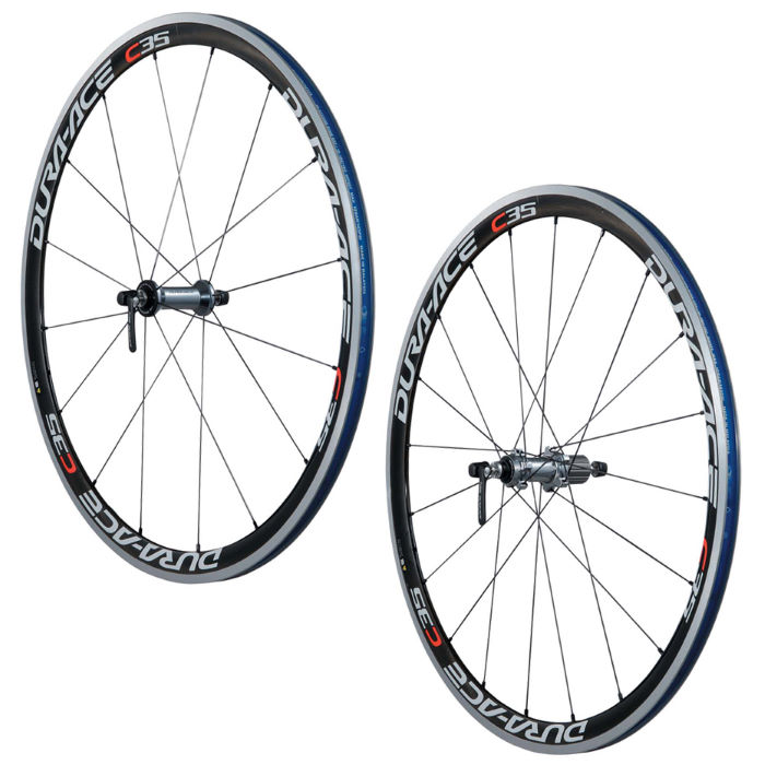 Dura-Ace 7900 C35 Carbon Clincher Wheelset