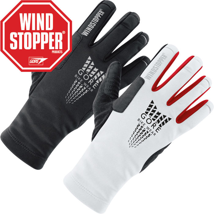 Xenon WINDSTOPPER Softshell Thermo Road Gloves