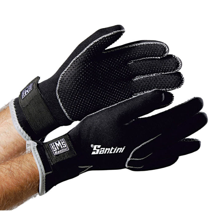 Neoprene Waterproof Winter Cycling Gloves