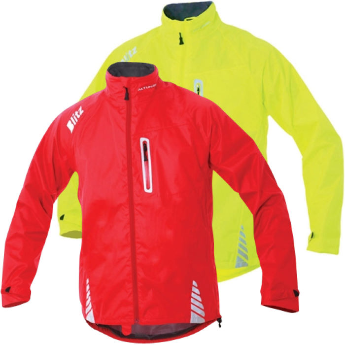 Blitz Waterproof Jacket 2012