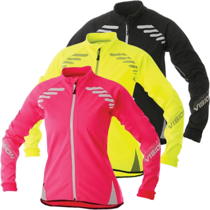 Ladies Night Vision Windproof Jacket