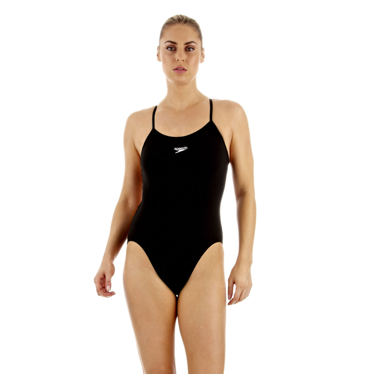 Speedo Women's Endurance Plus Rippleback Swimsuit AW13