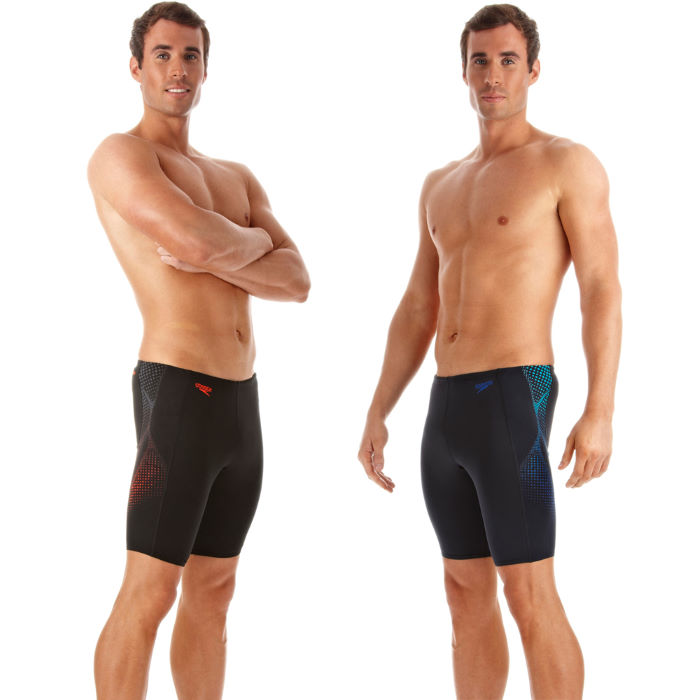 PowerTurn Placement Panel Jammer Shorts
