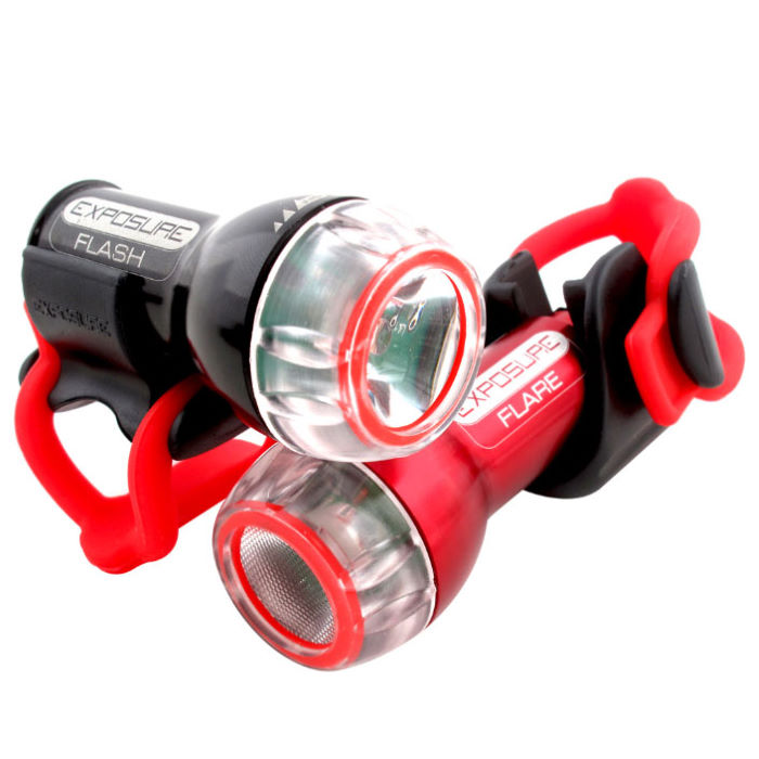Flash and Flare Light Set with Batteries