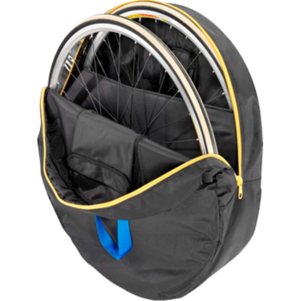 B & W Wheel Bag - Double - 28""