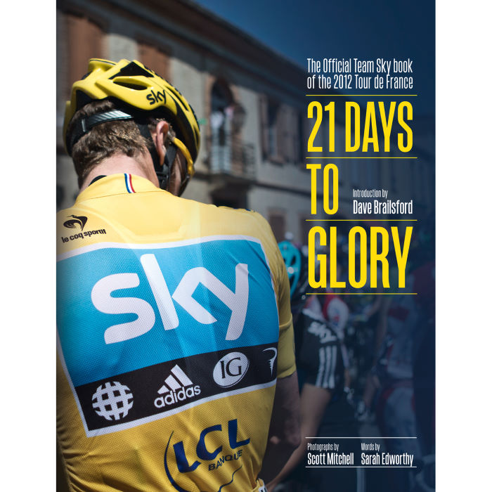  Team Sky - 21 Days to Glory