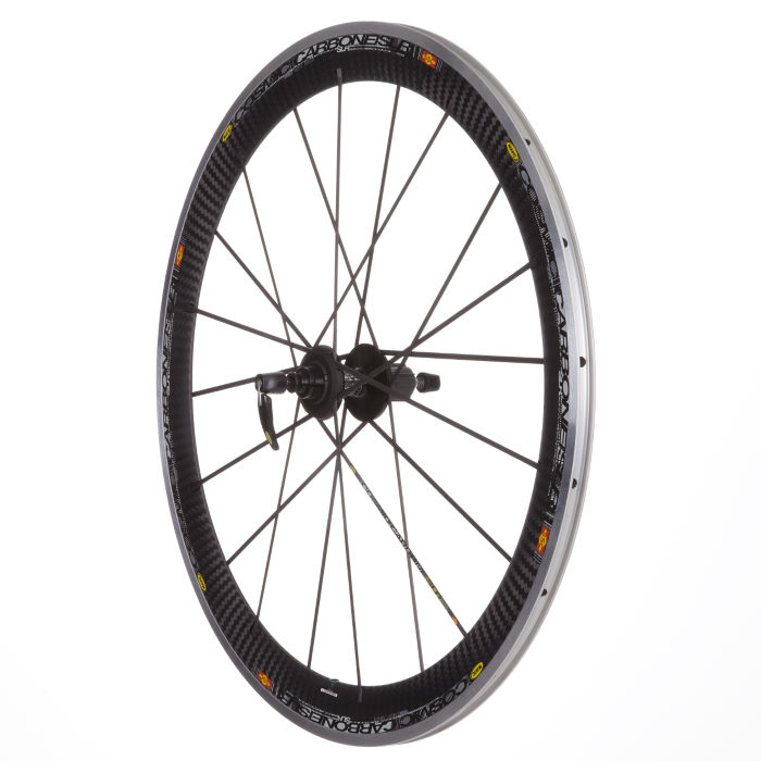 Cosmic Carbone SLR Clincher Rear Wheel (Display)