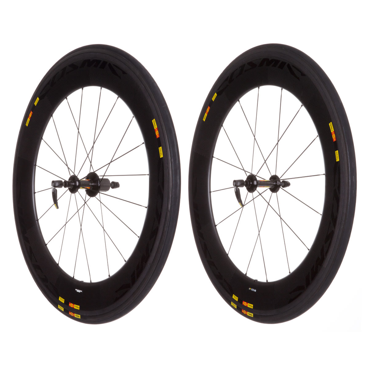 Mavic Cosmic CXR80 Tubular Wheelset 2013