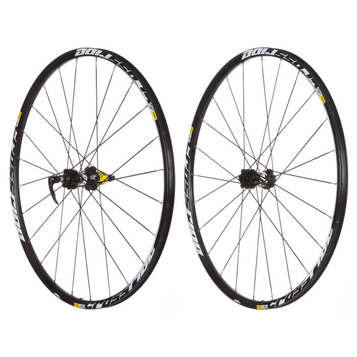 Crossride Disc 29er Wheelset