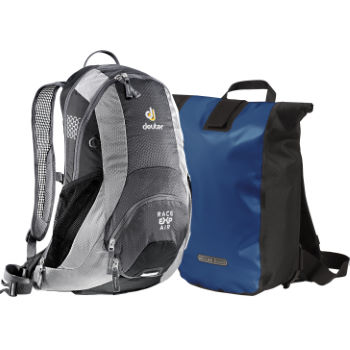 Velocity Rucksack and Respro Hump Bundle