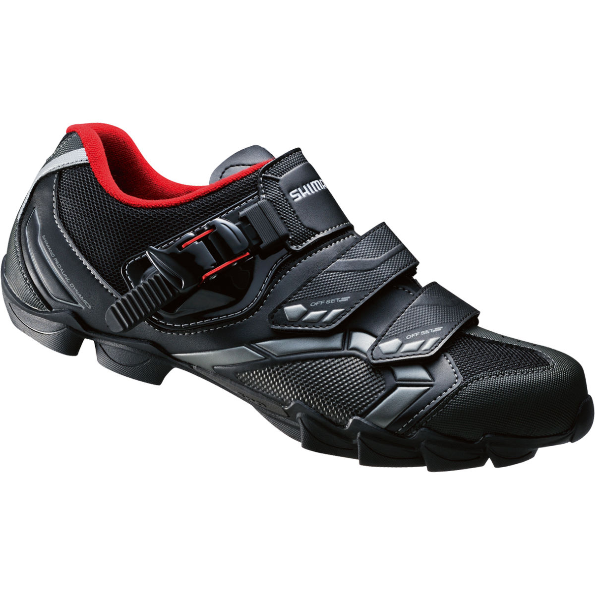 Shimano M088 SPD Mountain Bike Shoes - Wide Fit