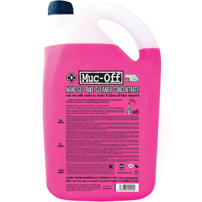 Nano Gel - 5L Bottle