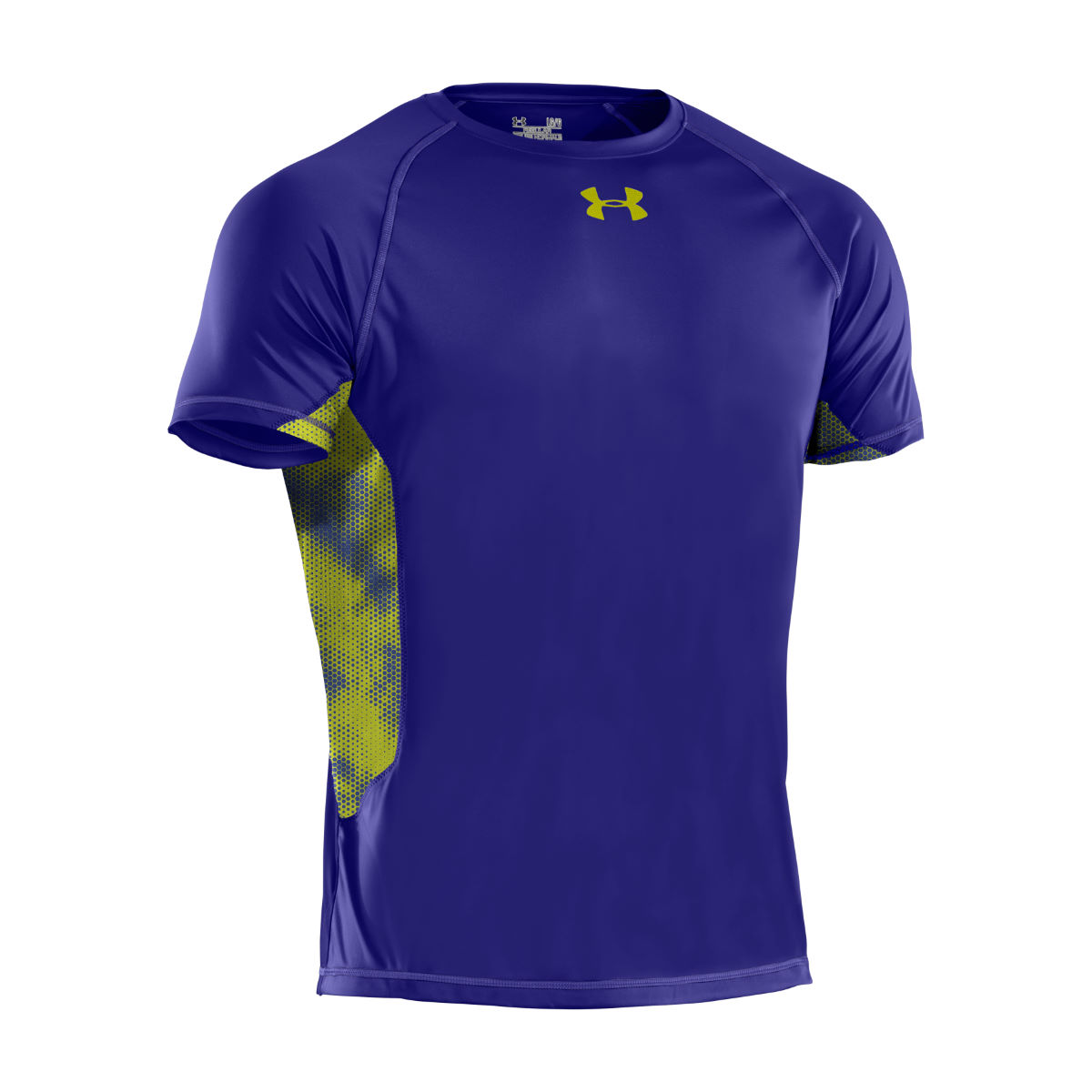 Under Armour Heat Gear Flyweight Short Sleeve Tee