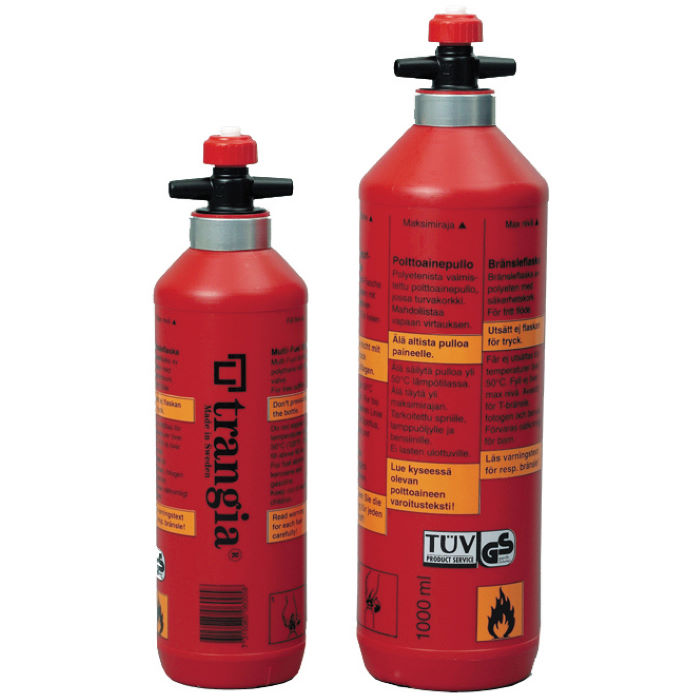 0.5L Fuel Bottle with safety valve