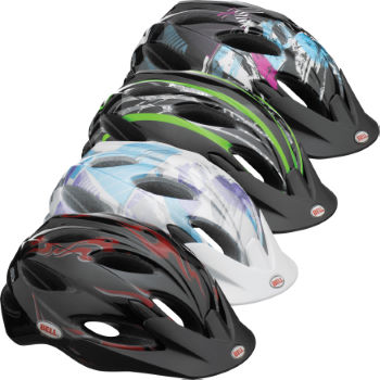 Youth Octane Cycle Helmet