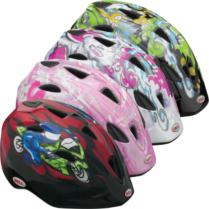 Kids Tater Cycle Helmet