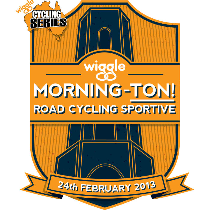 Morning-Ton Sportive - Standard 110km Route