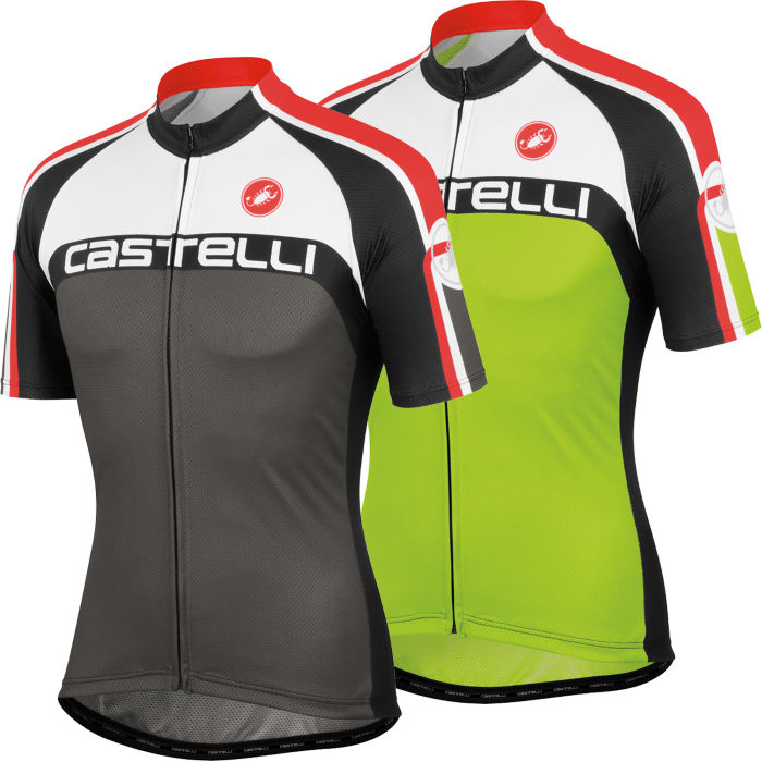 Velocissimo DS Short Sleeve Jersey