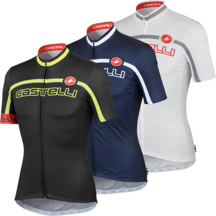 Velocissimo Team Short Sleeve Jersey