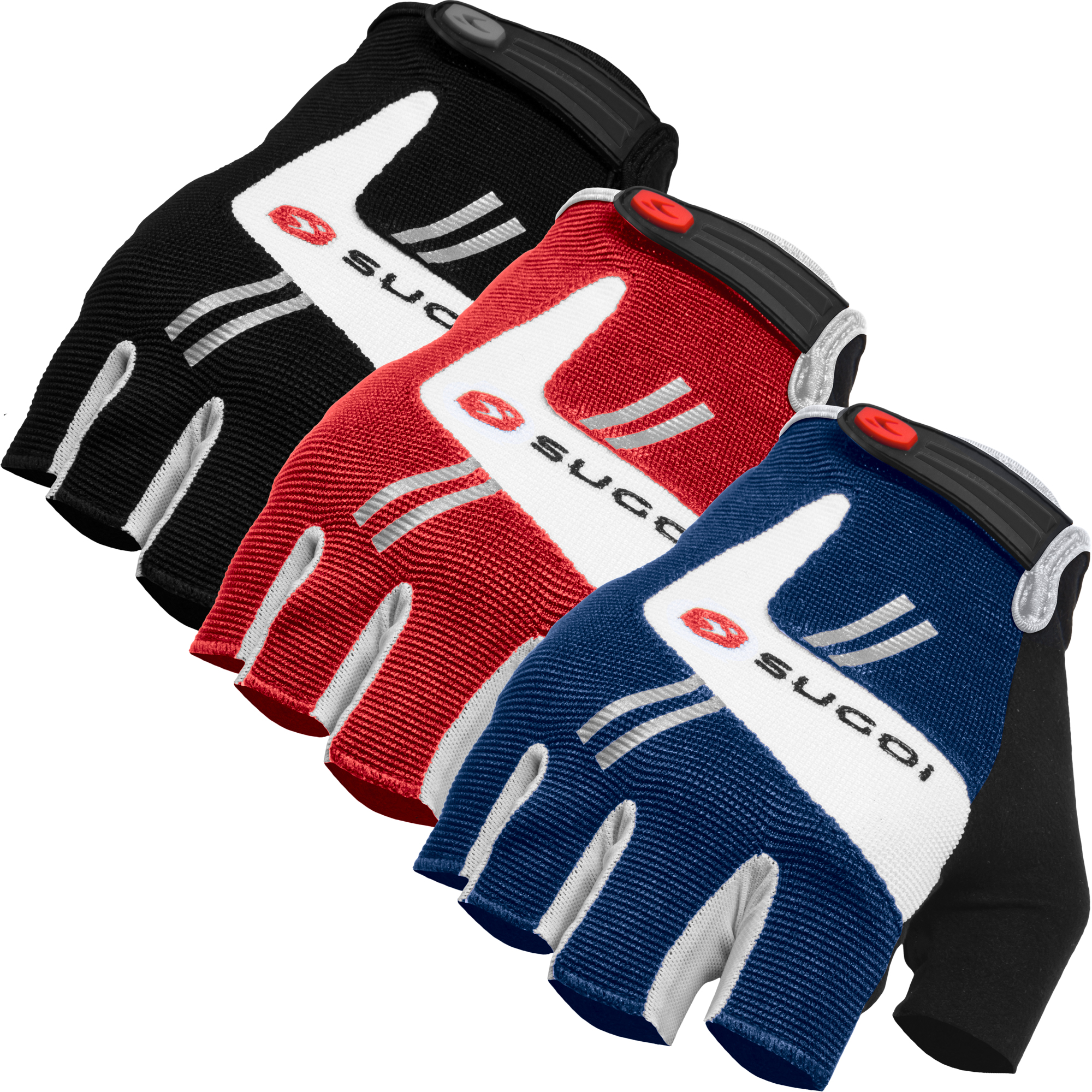 Sugoi Evolution Short Finger Gloves