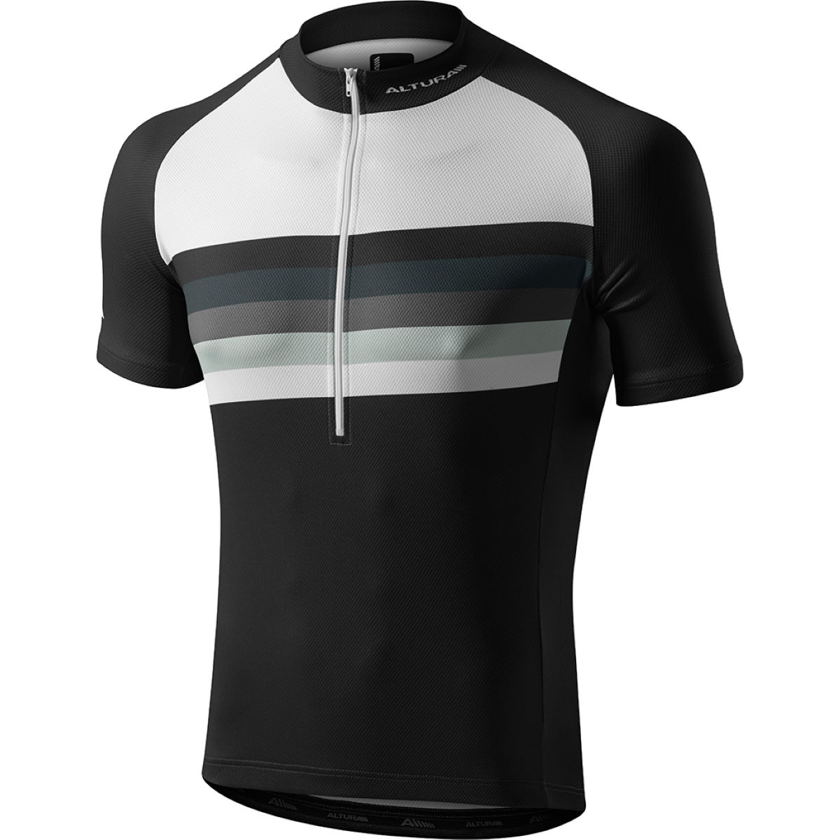 Altura Gradient Short Sleeve Jersey - Medium Black