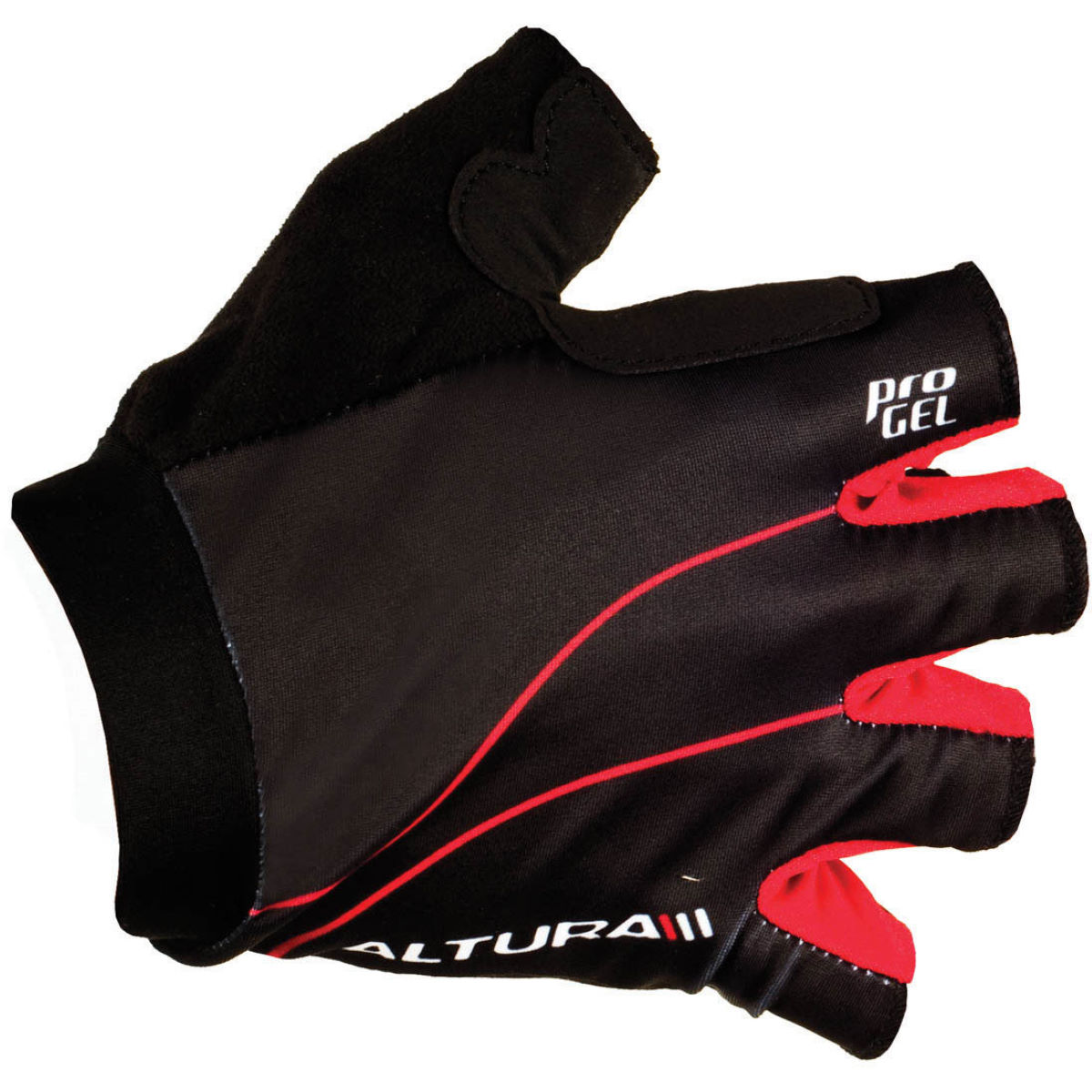 Altura ProGel Team Short Finger Gloves