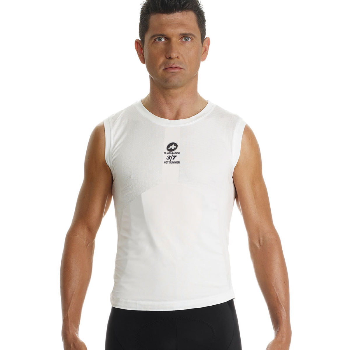 Assos NS.skinFoil_hotsummer Sleeveless Base Layer