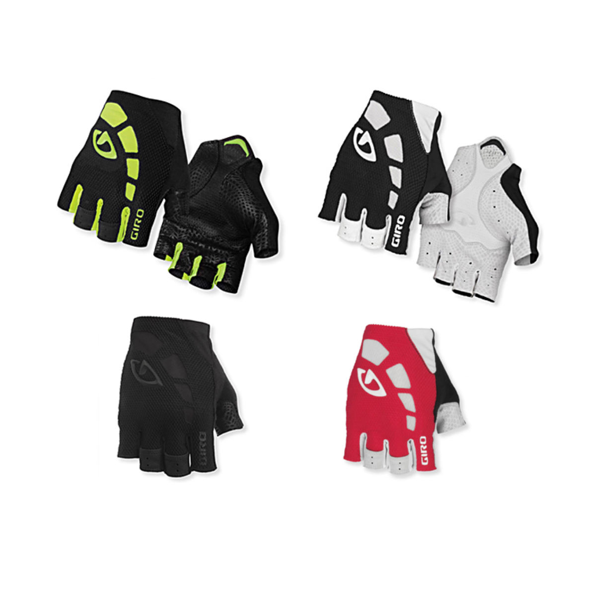 Giro Zero Short Finger Cycling Gloves
