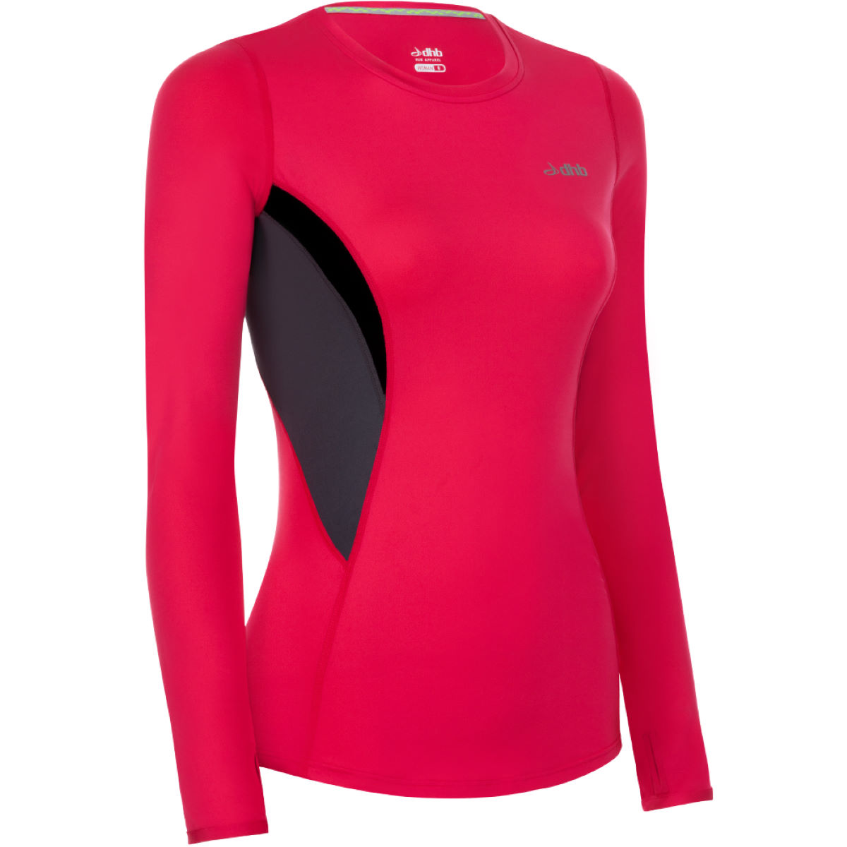 dhb Women's Zelos Long Sleeve Run Top