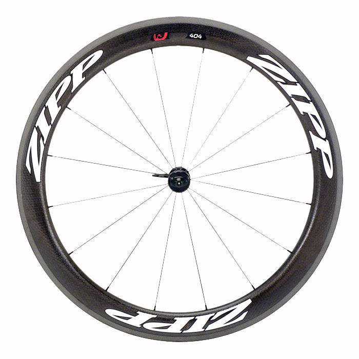 404 Firecrest Carbon Clincher Front Wheel 2013