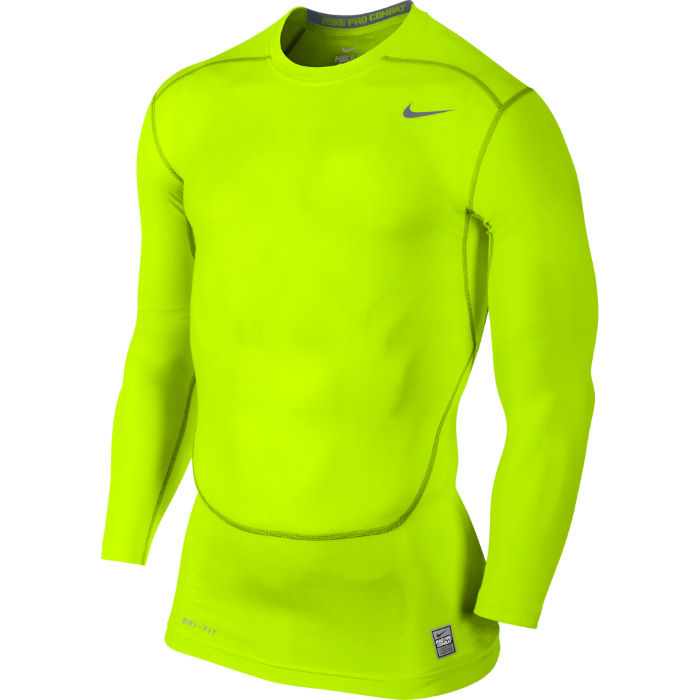 Pro Combat Core Compression Long Sleeve 2.0 Top