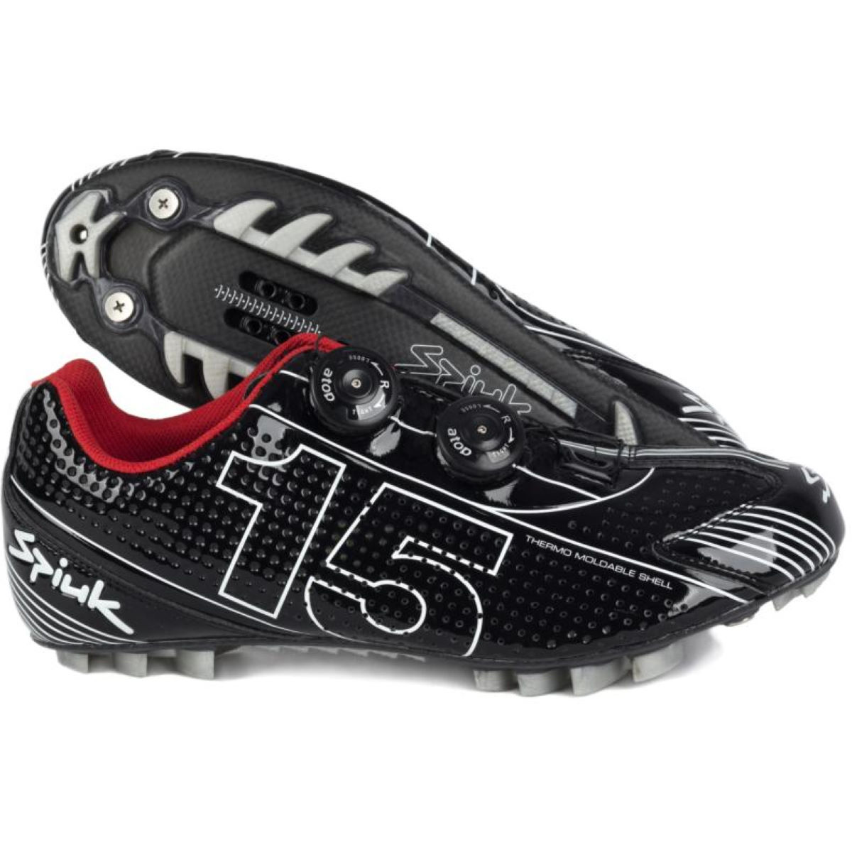 Spiuk ZS15MC MTB Shoes - 44 Black | Offroad Shoes