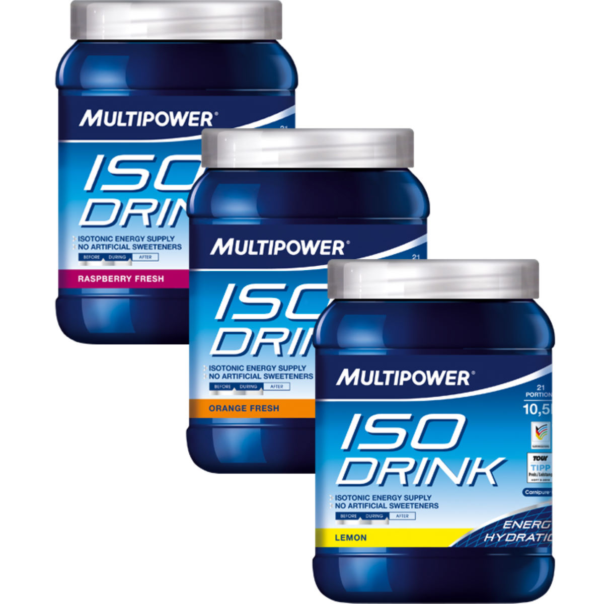Multipower Iso Drink 735g