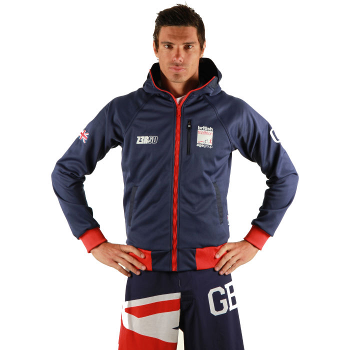British Triathlon Age Group Tech Jacket