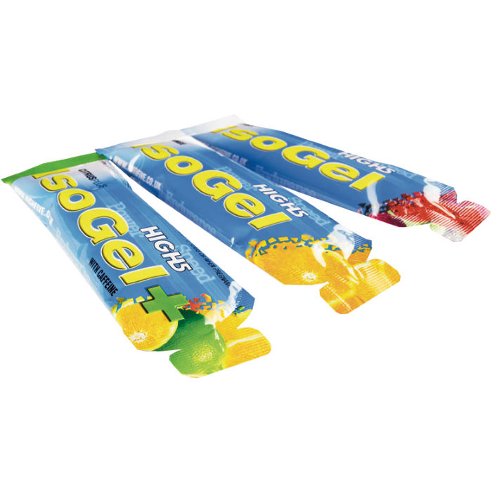 IsoGel Mixed Flavour - 25 x 60g Buy 1 Get 1 FREE!