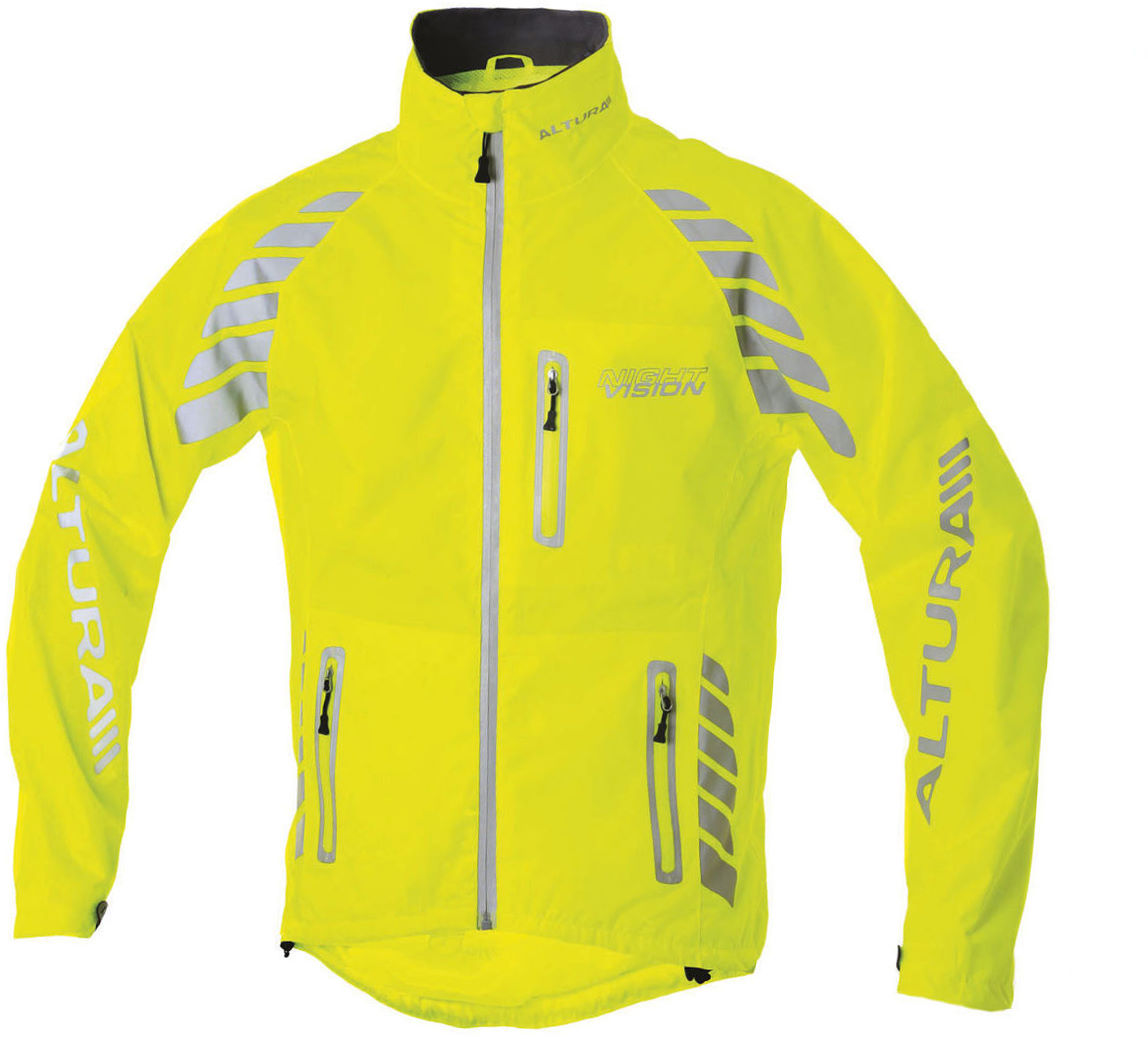 Altura Night Vision Evo Jacket   Cycling Waterproof Jackets