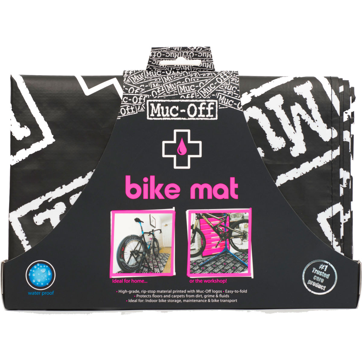 Muc-Off Foldable Bike Mat Floor Protector