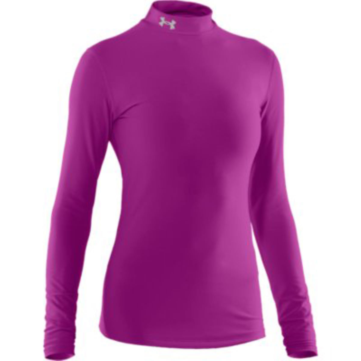Under Armour Ladies ColdGear Compression Mock - AW13