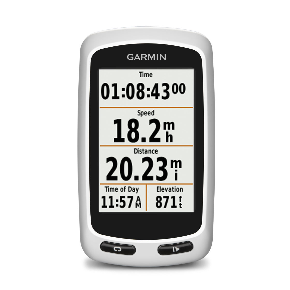 Garmin Edge Touring GPS Cycle Computer